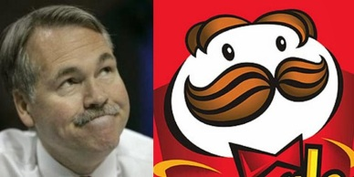 Image result for mr pringles
